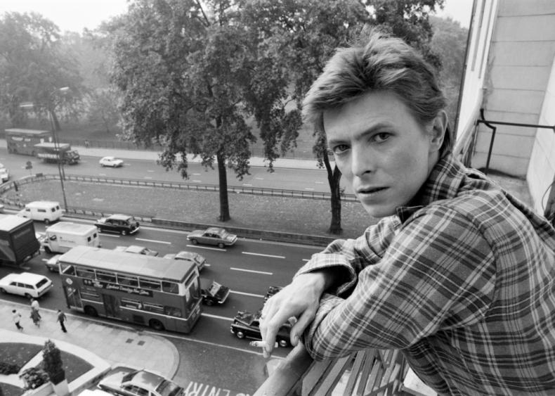 #50. Low by David Bowie