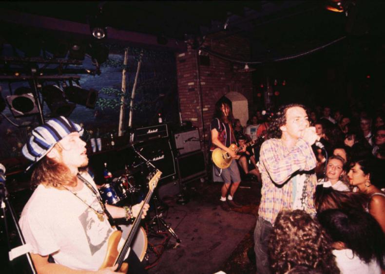 #45. Ten by Pearl Jam