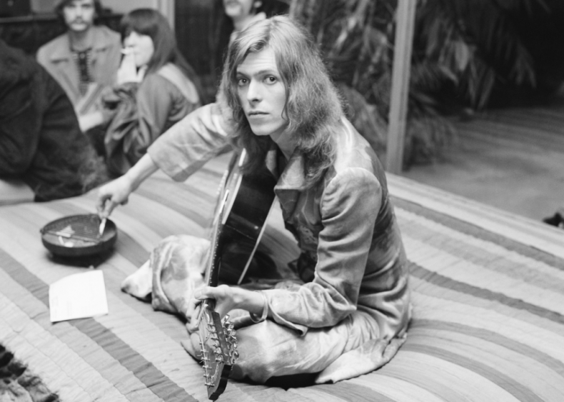 #43. Hunky Dory by David Bowie
