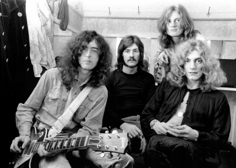 #40. Led Zeppelin II by Led Zeppelin