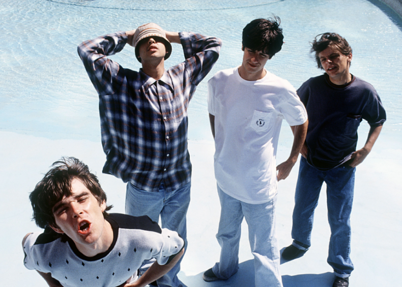 #31. The Stone Roses by The Stone Roses