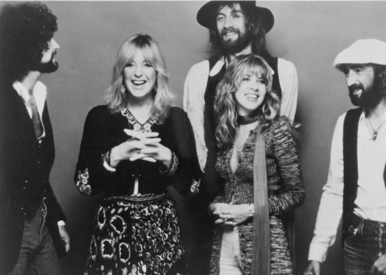 #27. Rumours by Fleetwood Mac