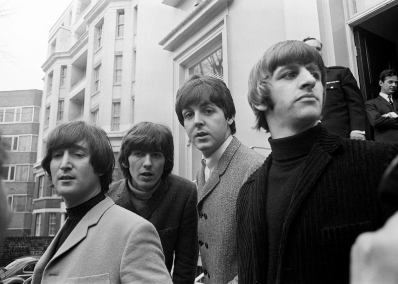 #25. Rubber Soul by The Beatles