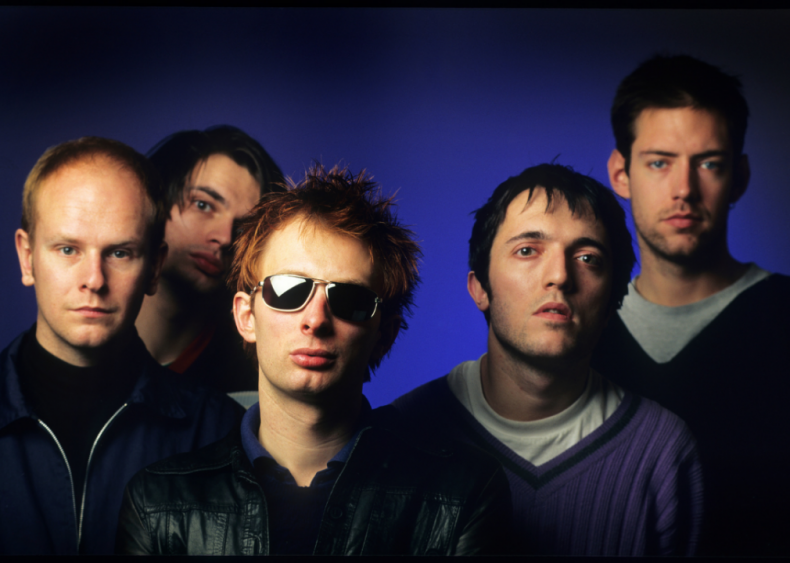 #20. The Bends by Radiohead