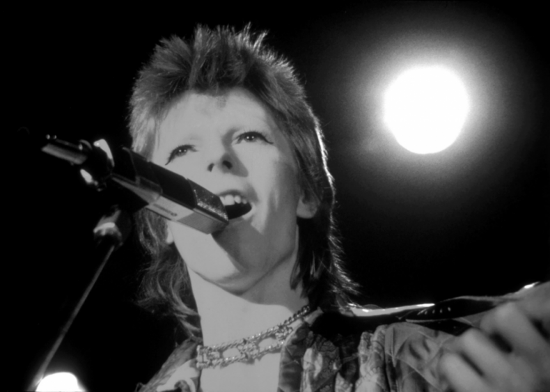 #9. The Rise and Fall of Ziggy Stardust and the Spiders From Mars by David Bowie
