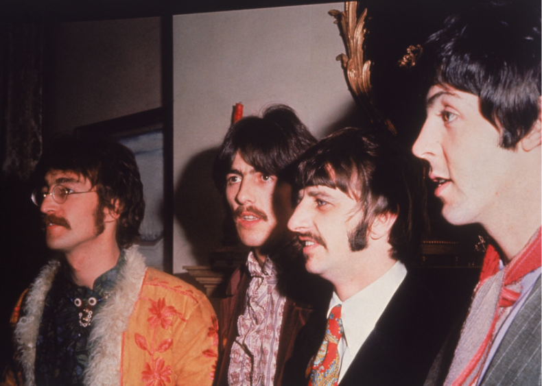 #6. Sgt. Pepper's Lonely Hearts Club Band by The Beatles