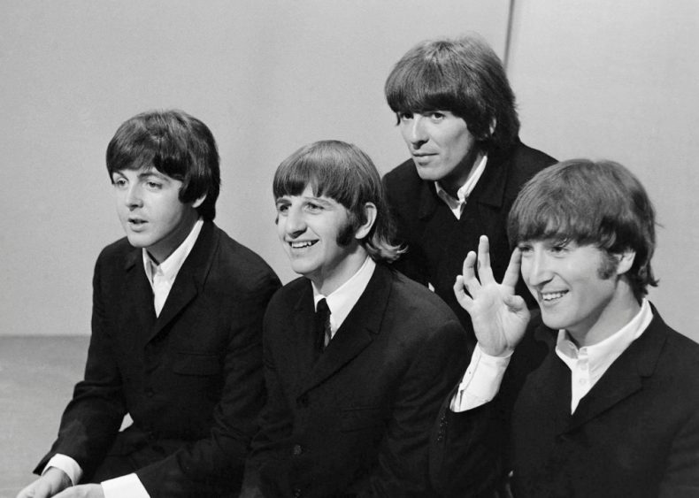 #4. Revolver by The Beatles