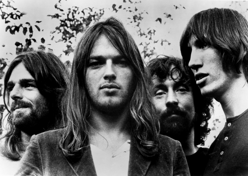 #2. The Dark Side of the Moon by Pink Floyd