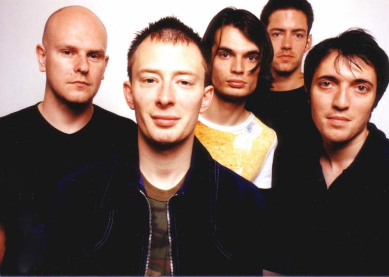 #1. OK Computer by Radiohead