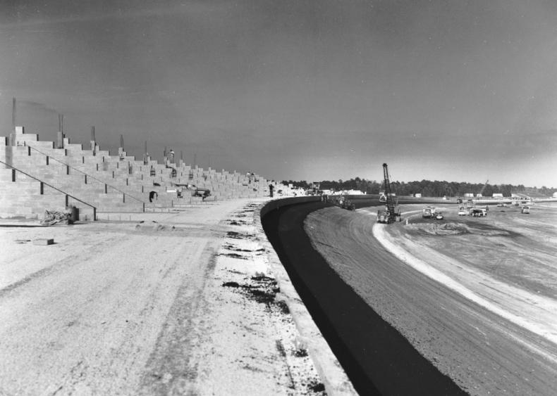 Daytona Speedway - Daytona, Florida 1958