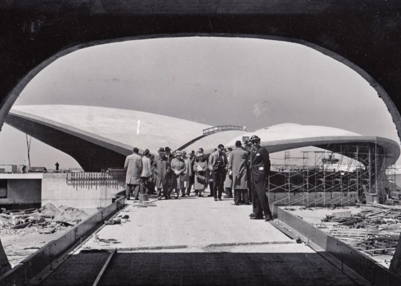 TWA Terminal - Jamaica, New York 1961