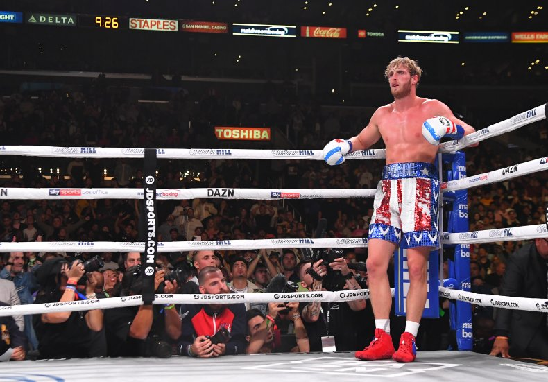 Everything We Know About Logan Paul Fight