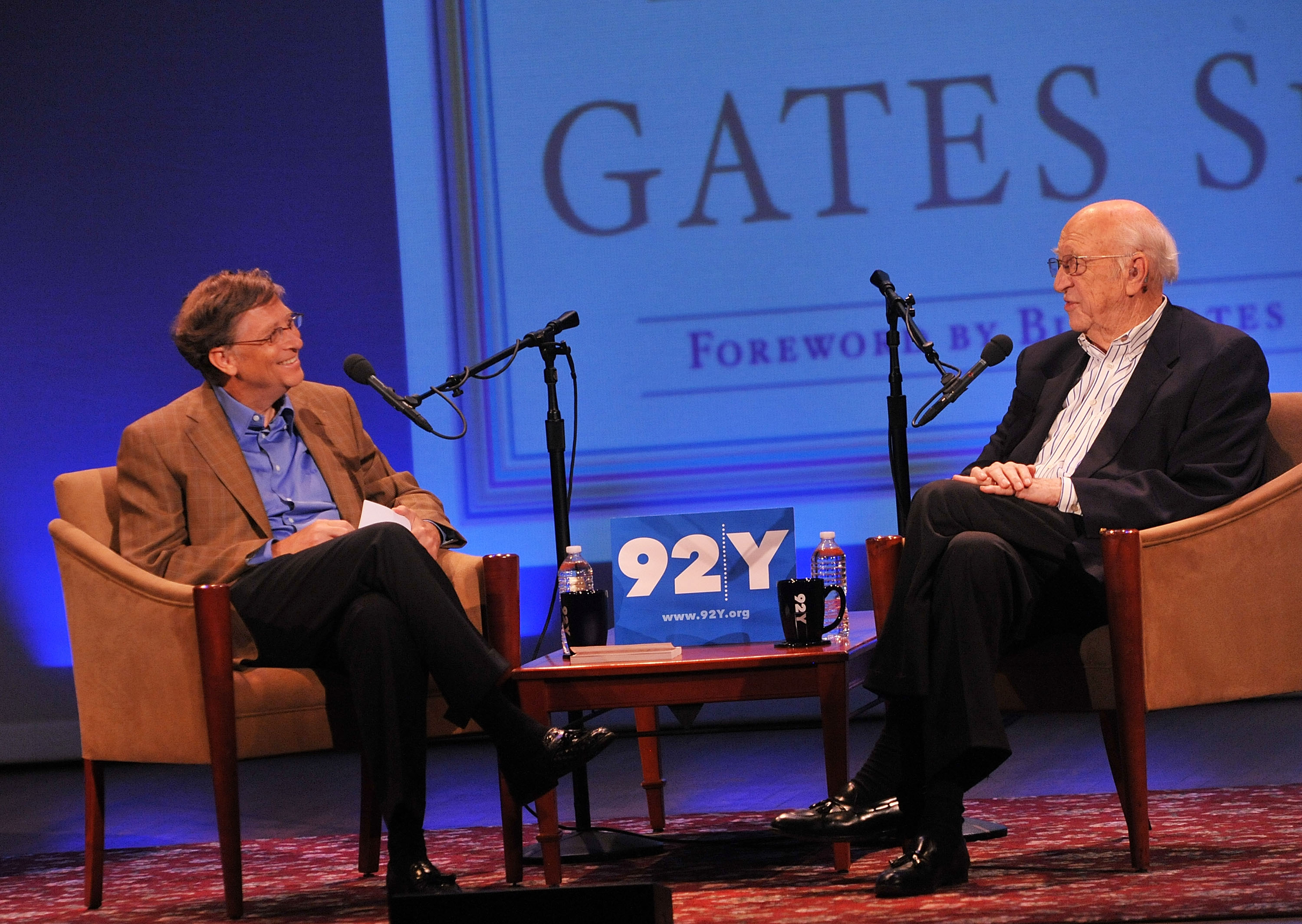Bill Gates Announces His Father`s Death and Acknowledges...