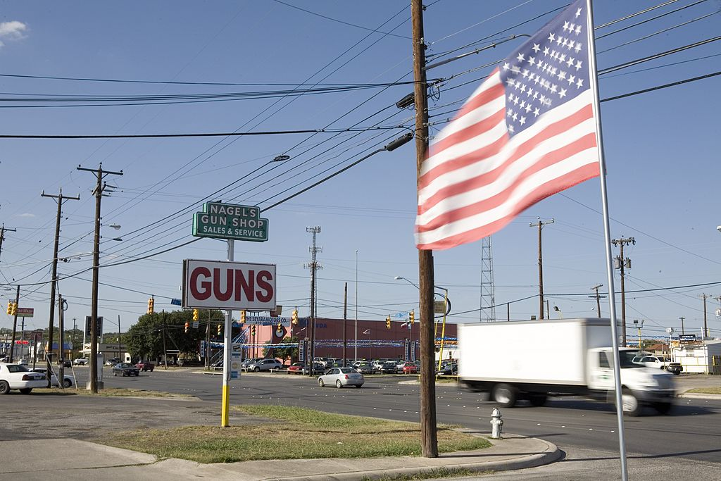 """Republican county commissioner urges Americans to arm themselves for the """"coming war"""""""