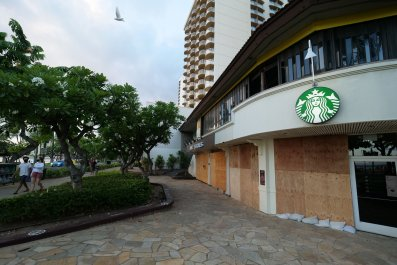 Honolulu Starbucks