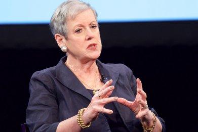 Ohio Supreme Court Chief Justice Maureen O'Connor