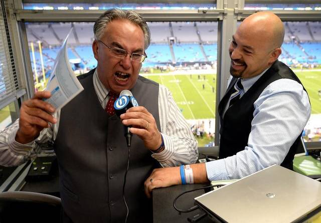 NFL Spanish-Language Broadcaster Says Supporting Trump Mark Him His Job thumbnail