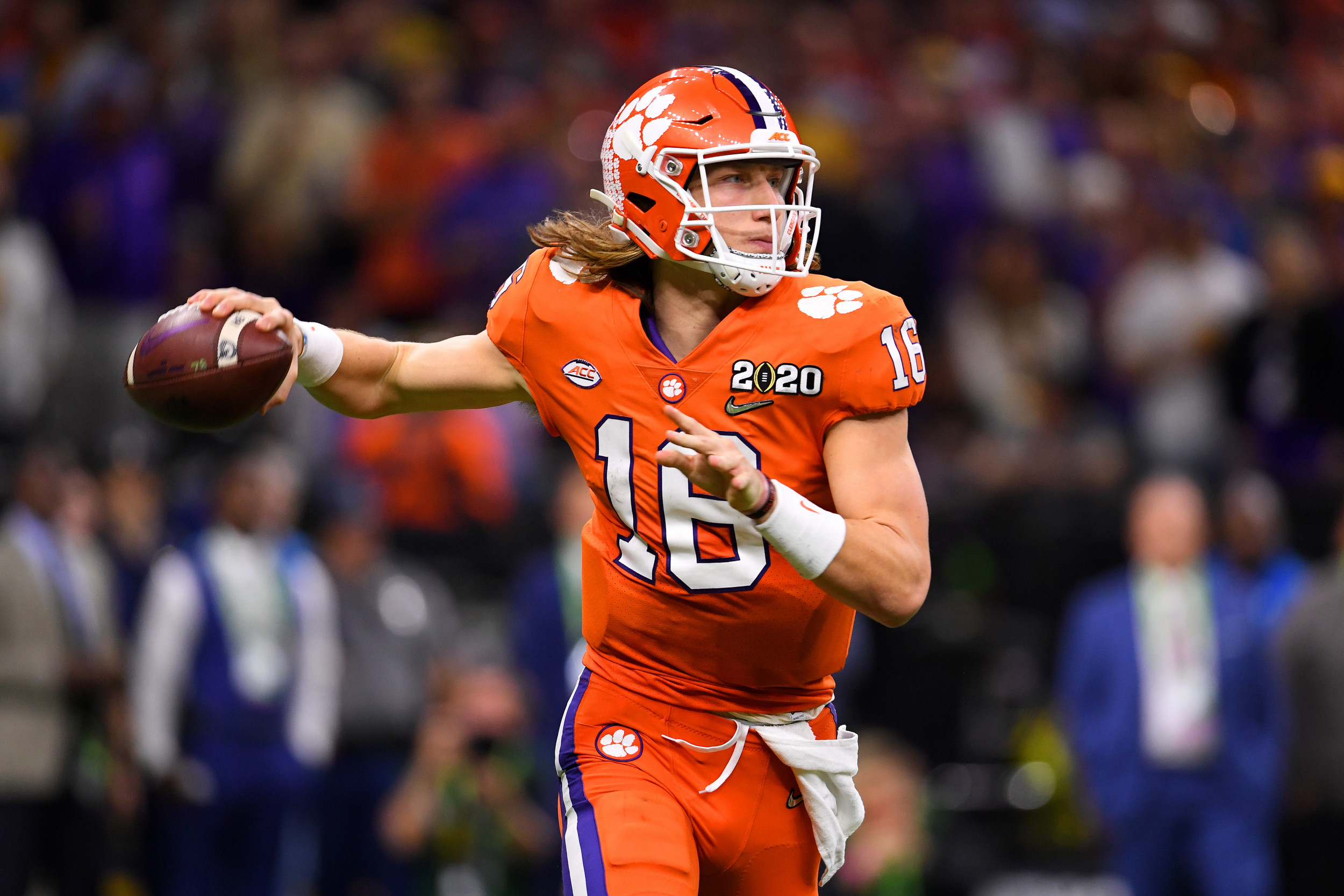 College Football Schedule How To Watch Clemson Vs The Citadel On Tv And Online