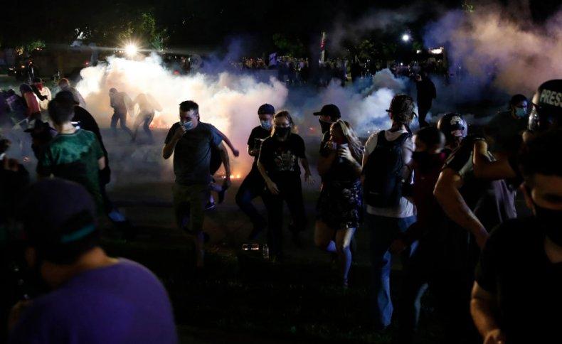 kenosha protests shooting