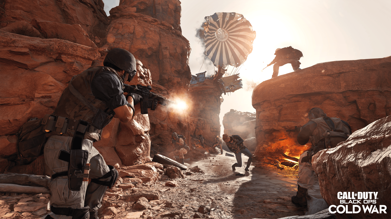 Call Of Duty Black Ops Cold War Ps4 Alpha Preload Start Release Time Revealed