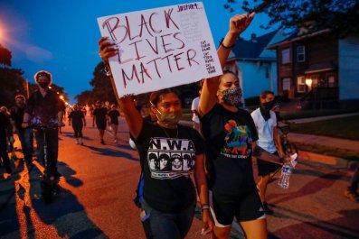 black lives matter Wisconsin