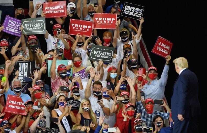 Trump Nevada Rally