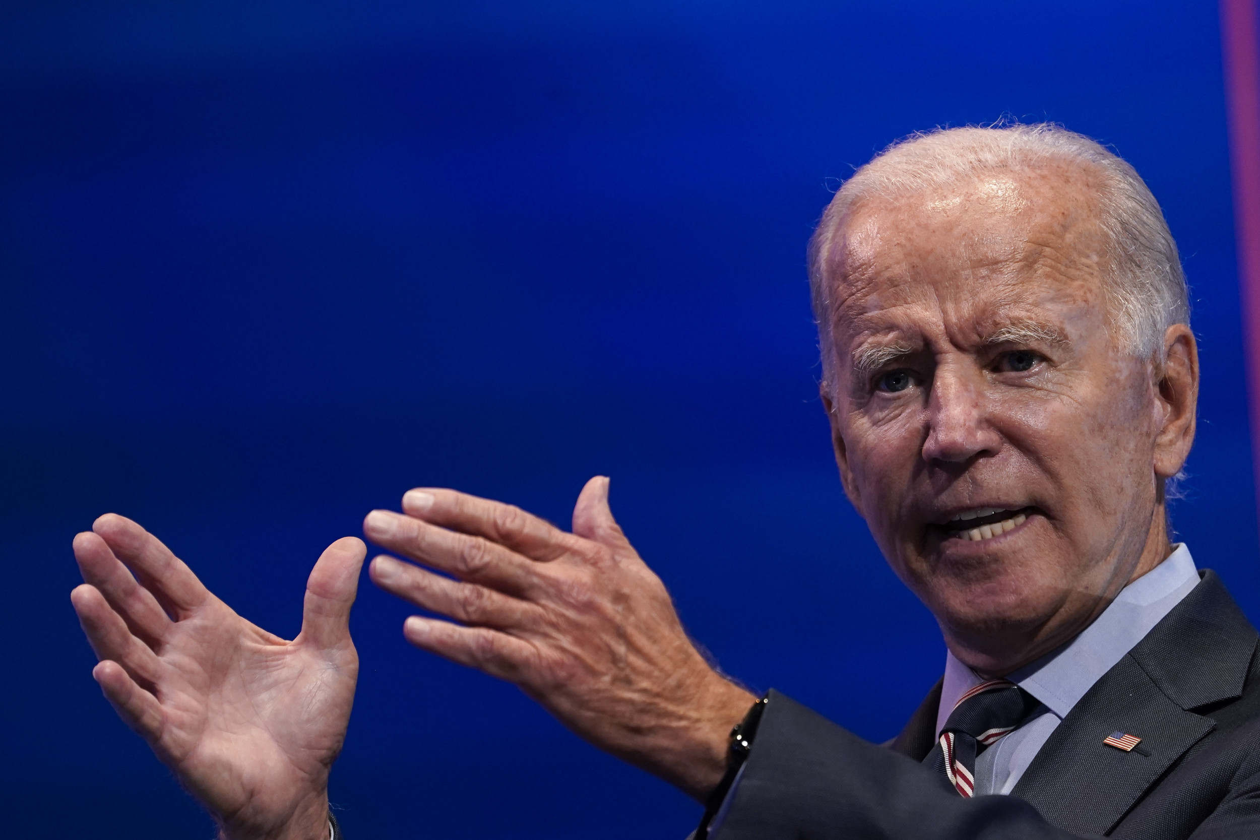 Biden nearly 5 times more likely than Trump to win election, forecast models average shows