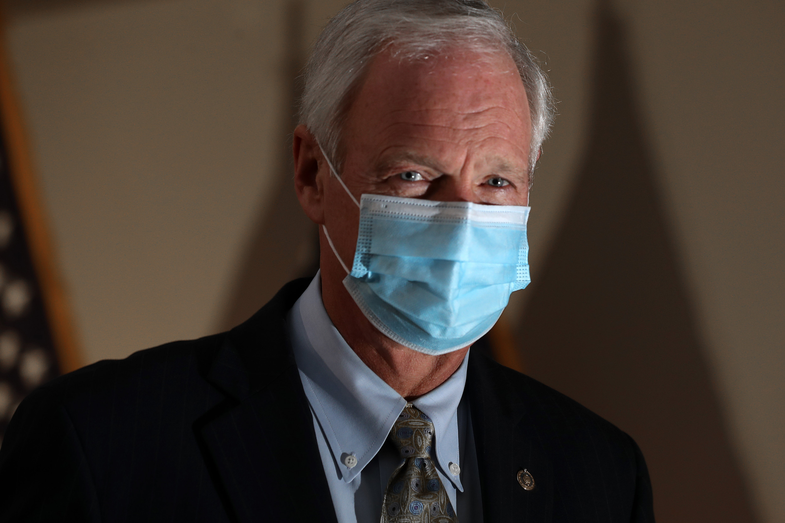 Another Republican senator in quarantine after COVID exposure