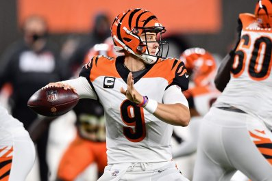 Joe Burrow, Cincinnati Bengals