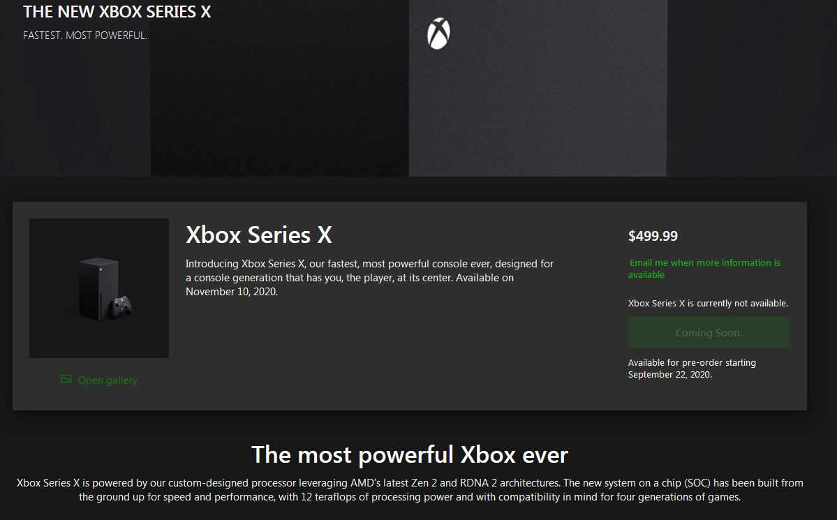 Xbox Series X & S Preorder Tips: 8 Best Ways to Avoid Pre-Release Sellouts - Newsweek
