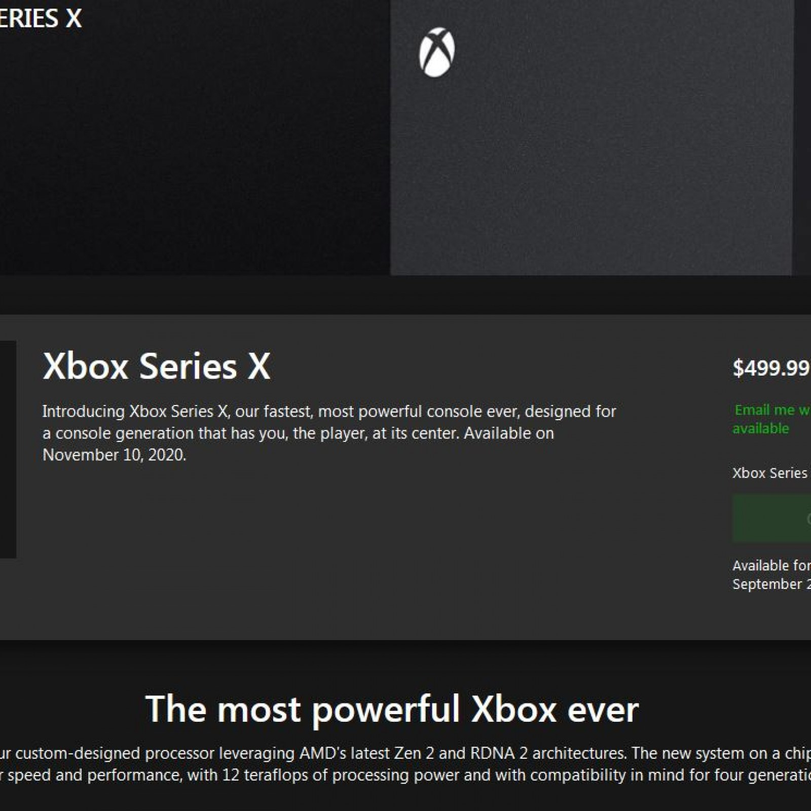 Xbox Series X S Preorder Tips 8 Best Ways To Avoid Pre Release Sellouts