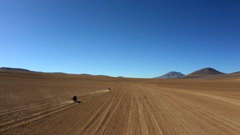 Plugging in Remote South America