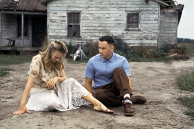 10 Forrest Gump Quotes by Winston Groom