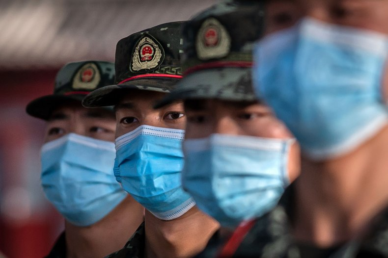 coronavirus china, getty