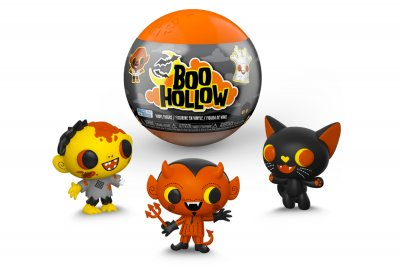 Halloween Boo Hollow Paka Paka Funko Ball
