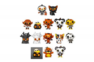 Halloween Boo Hollow Paka Paka Funko Set
