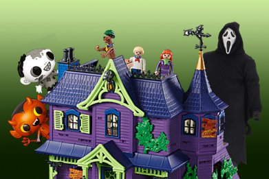 Halloween Pop Culture Collectibles 2020