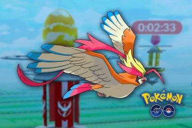 pokemon go mega pidgeot raid update