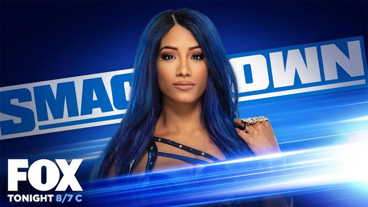 WWE 'SmackDown' results: Sasha Banks returns to address Bayley's attack