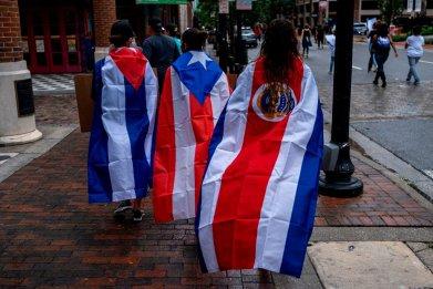 Puerto ricans cubans