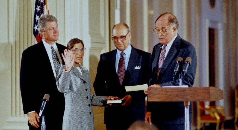 Martin D. Ginsburg, James and Jane Ginsburg