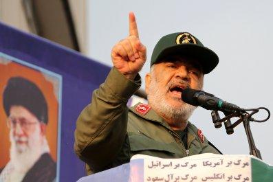 Major General Hossein Salam