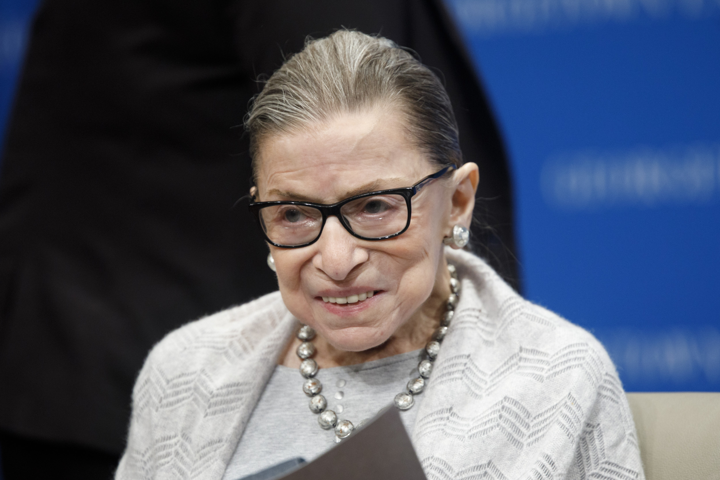 NY to Honor 'Hometown Hero' Ruth Bader Ginsburg With Brooklyn Statue