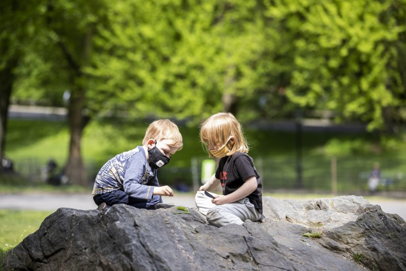 Children in the COVID-19 Pandemic
