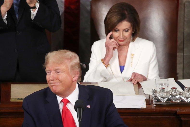 nancy pelosi trump impeachment scotus