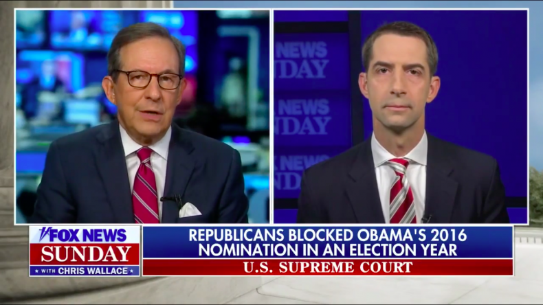 Fox News Sunday With Tom Cotton