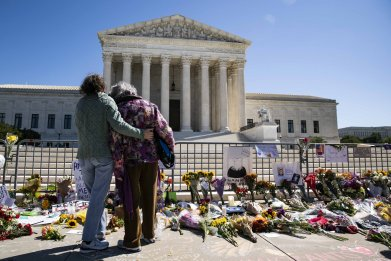 Supreme Court, Ruth Bader Ginsburg