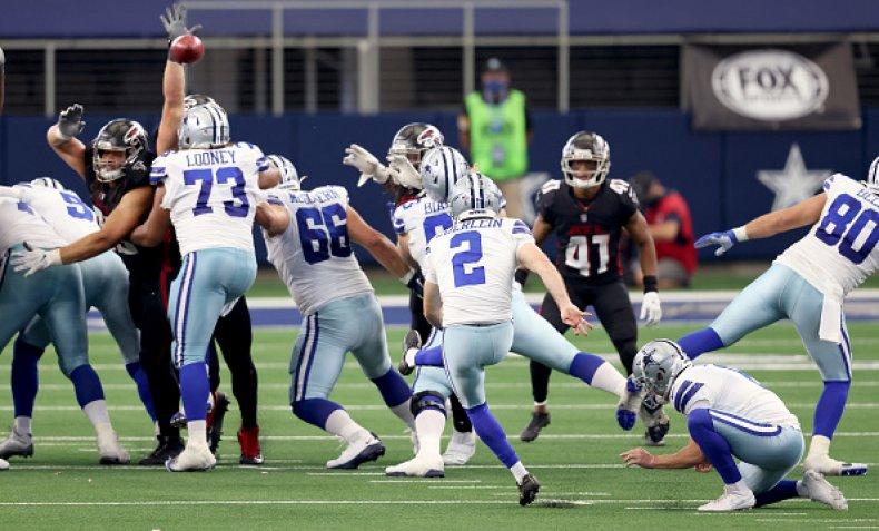 Dallas Cowboys and Greg Zuerlein