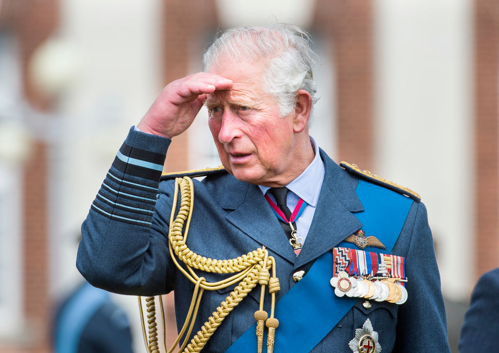 Prince Charles Calls For 'Military-Style Campaign' to Fight Climate Change
