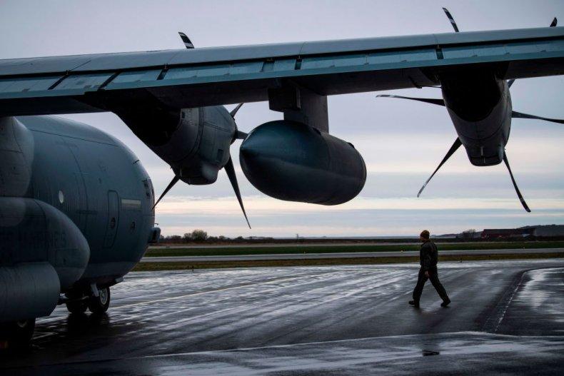 marine us aircraft